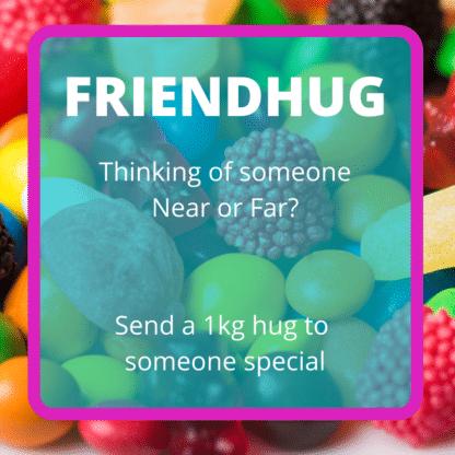 Send a hug to a friend mix 1kg